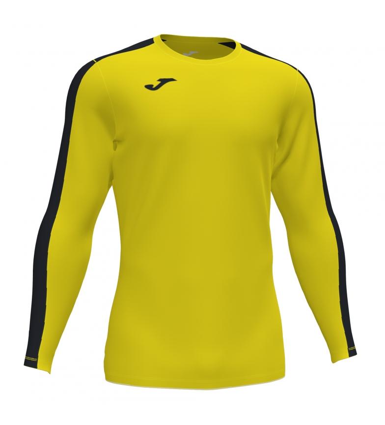 Comprar Joma  T-shirt da Academia amarela, preta