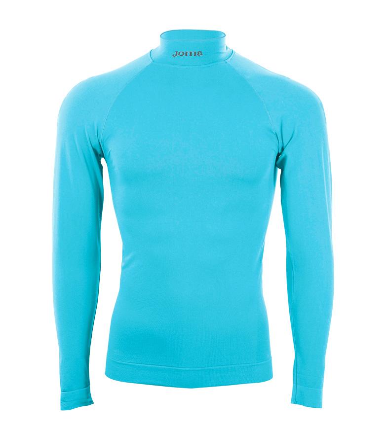 Joma Turquesa Camiseta larga fluor M Brahma Color Yf67gby