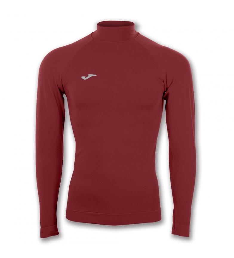 Comprar Joma  T-shirt Brama Classics Borgonha sem costura