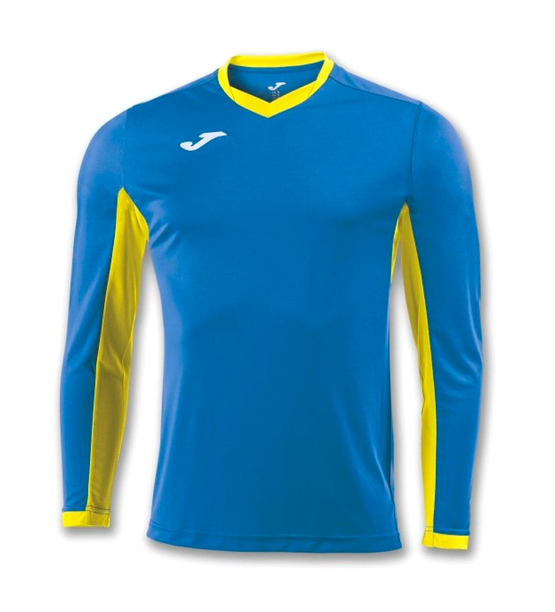 rabatt 2014 utrolig pris Joma Shirt Blå-gul Mester Iv salg falske mote stil amazon billig pris zC5UybrdXt