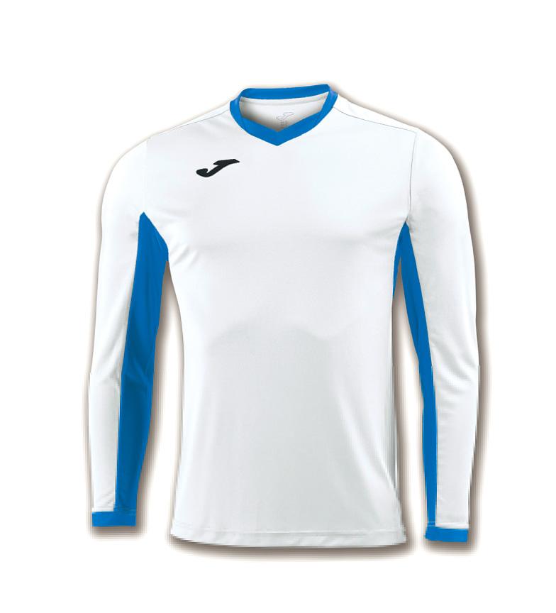 Comprar Joma  Camiseta Champion IV ML blanco, azul