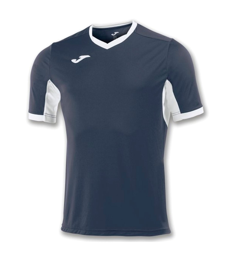 geniue forhandler Joma Camiseta Mester Iv Marino-blanco M / C rabatt valg E416i0aL