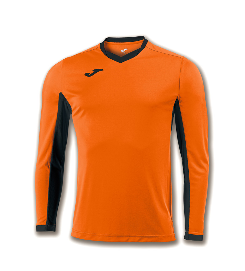 Comprar Joma  SHIRT CHAMPION IV ORANGE-BLACK M / L