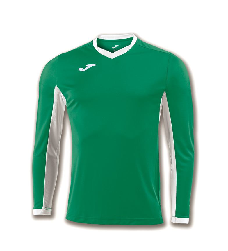 Comprar Joma  T-SHIRT CHAMPION IV GREEN-WHITE M / L