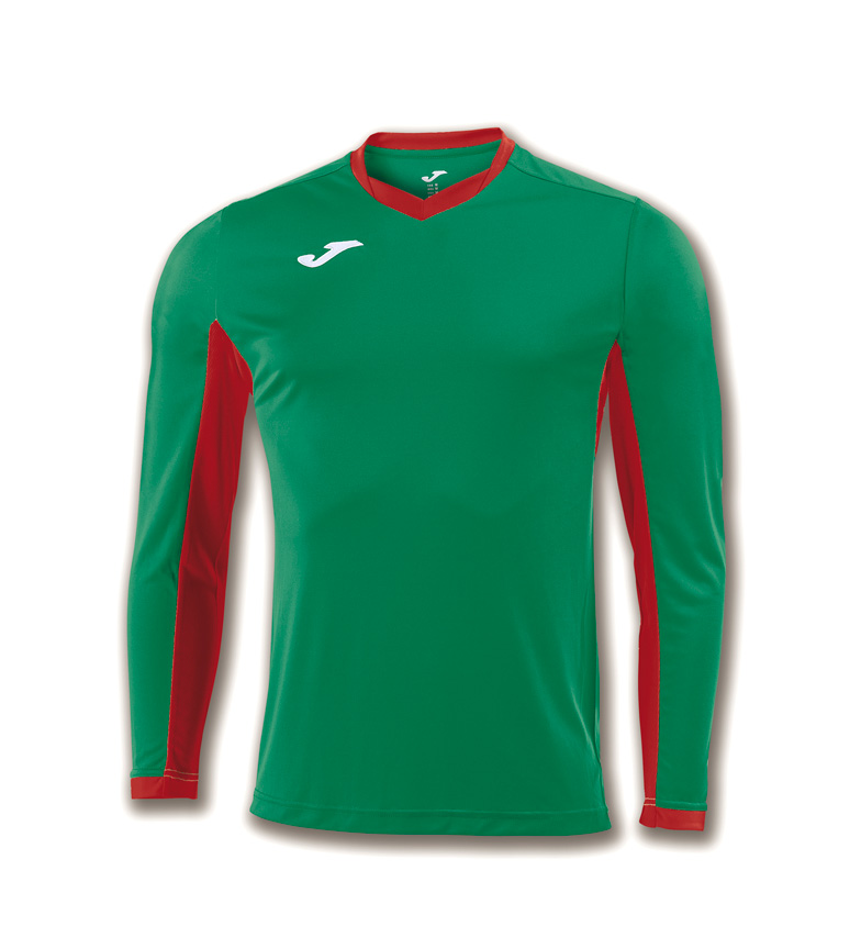 Comprar Joma  IV CHAMPION T-RED GREEN M / L