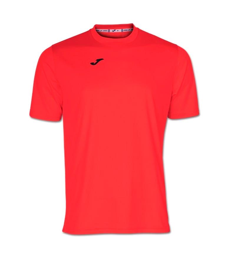 c Combi Coral M Fluor Joma Camiseta mvnO80wN