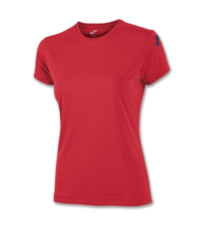Mujer Joma M Camiseta Combi c Rojo hxotQrBdsC