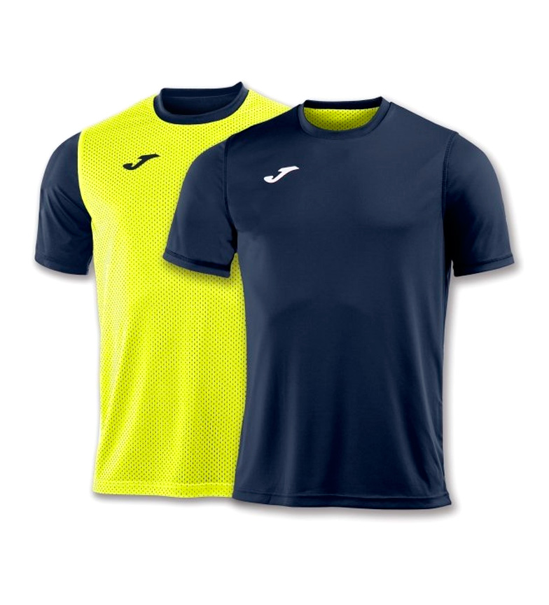 Camiseta Marino Combi c Joma Reversible amarillo M 1lFKJc