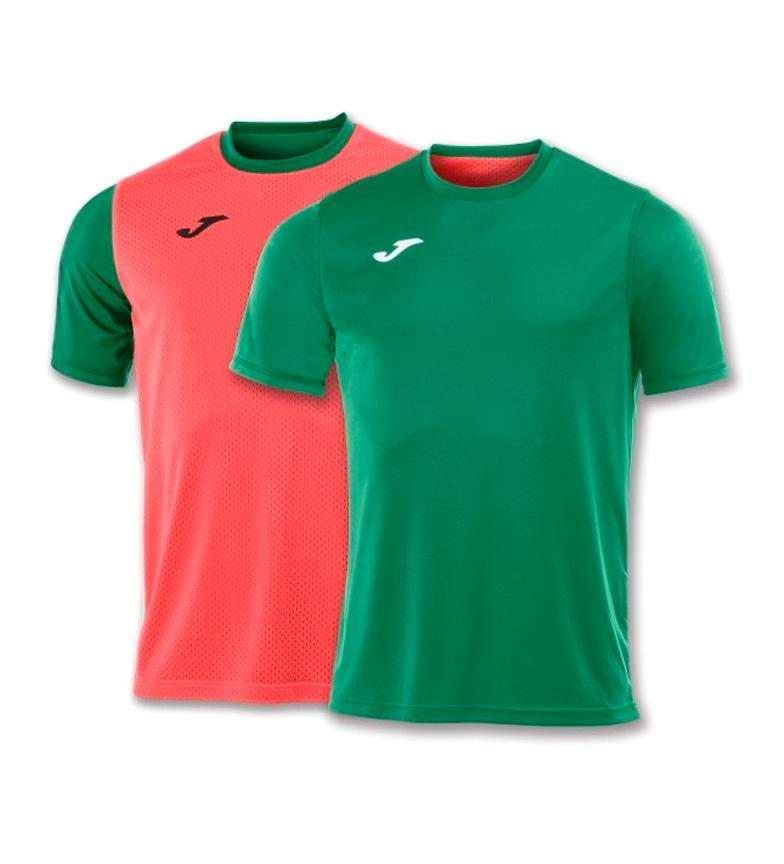 M naranja Joma Reversible Verde Camiseta Combi c XwPk8nON0Z