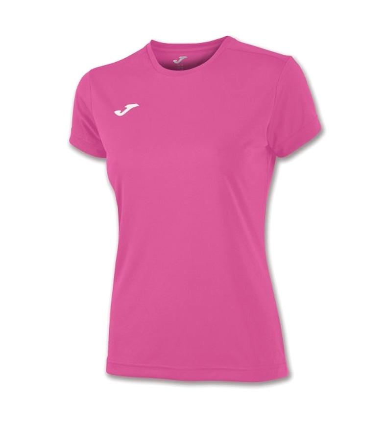 Joma Fucsia Combi Camiseta Woman M c v8n0Nmw