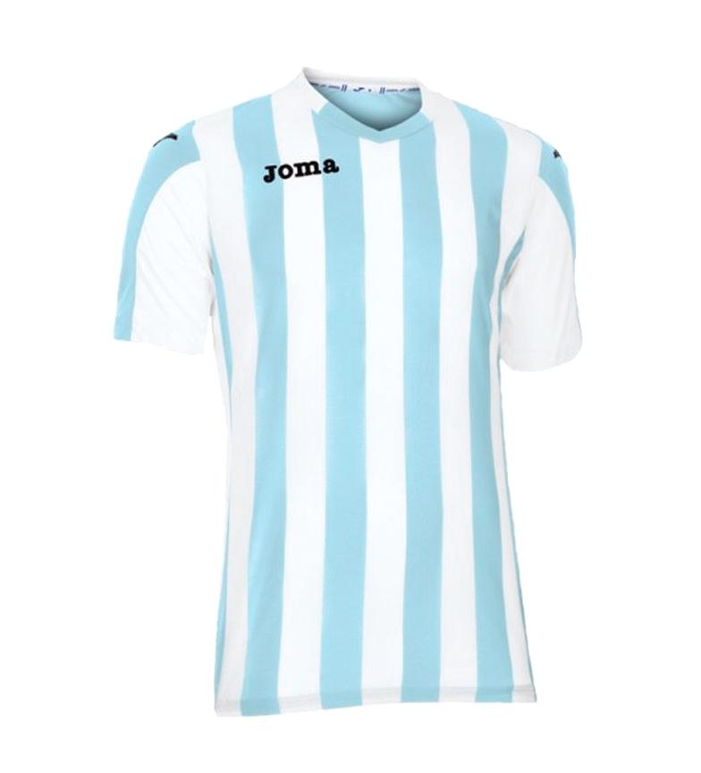 Joma Camiseta Copa negro, blanco