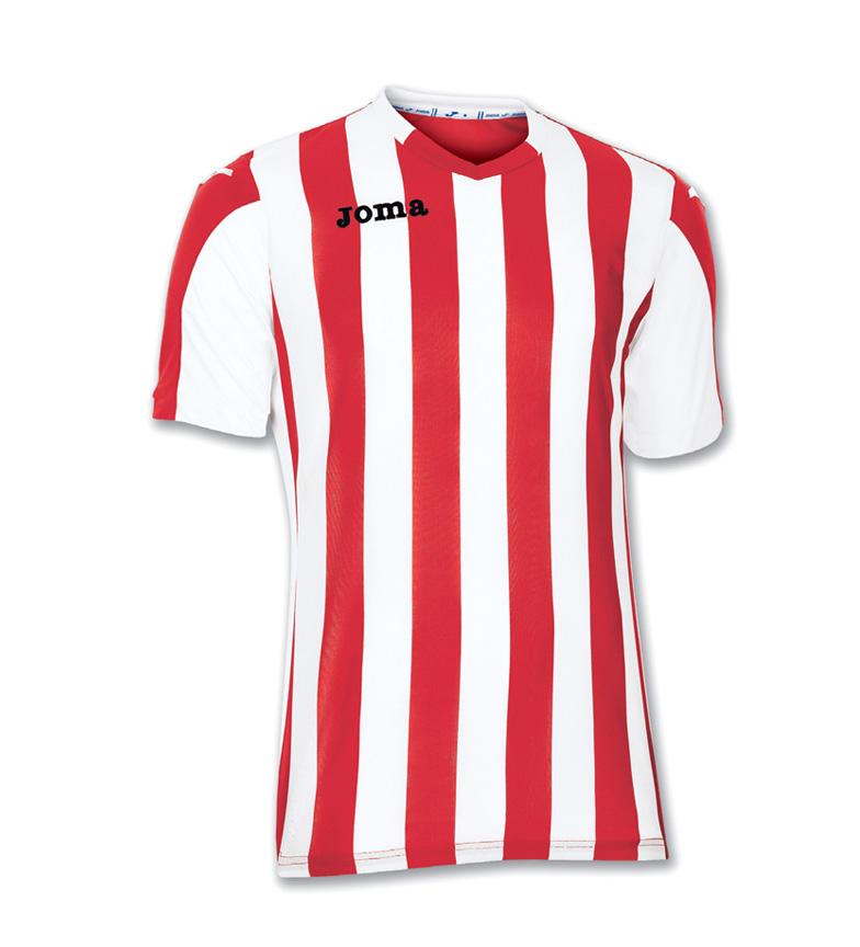 Comprar Joma  Camiseta Copa rojo, blanco