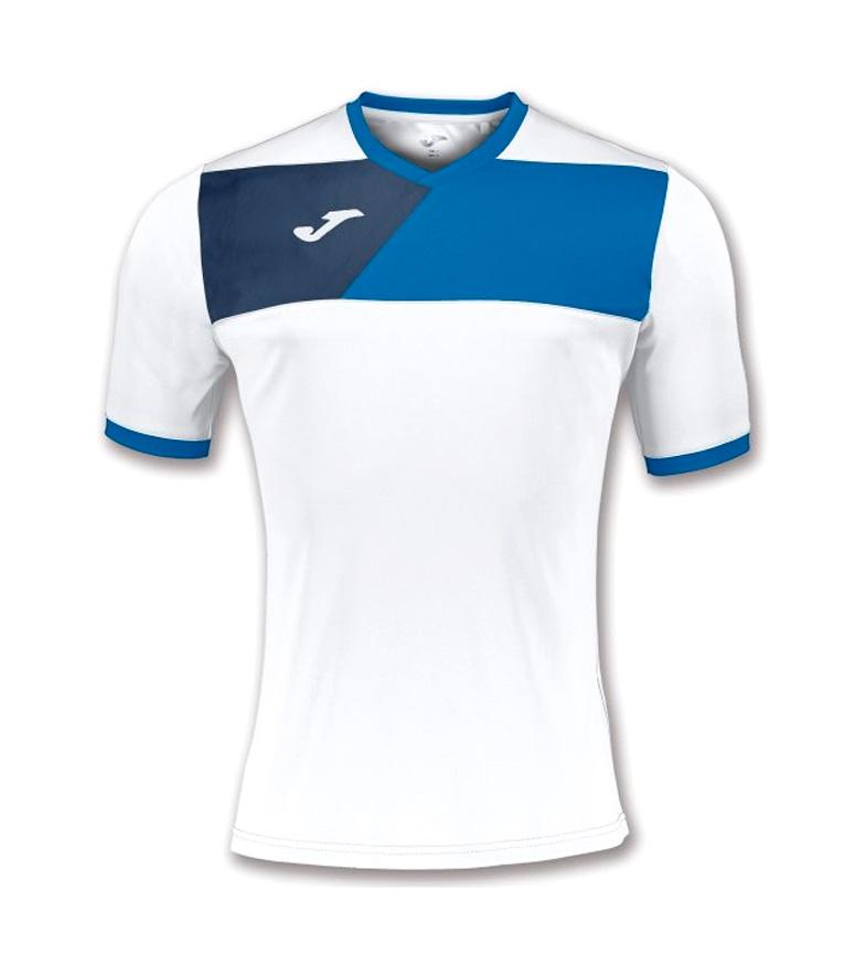 azul Blanco Ii Camiseta Joma M c Crew QoBWrxEdeC