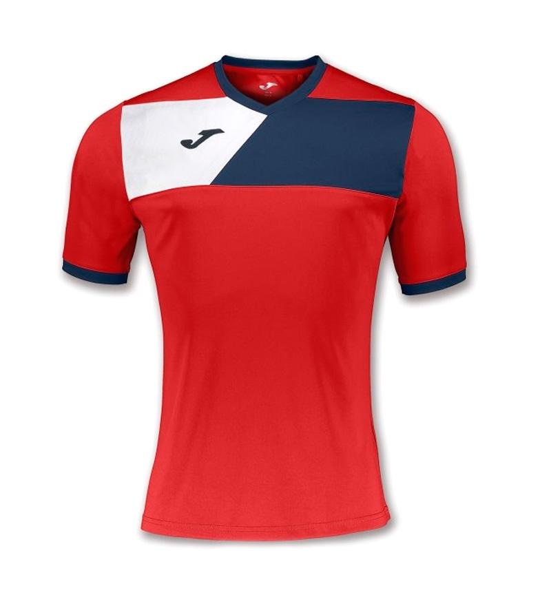 M Crew c marino Camiseta Rojo Joma Ii SMUqVzp