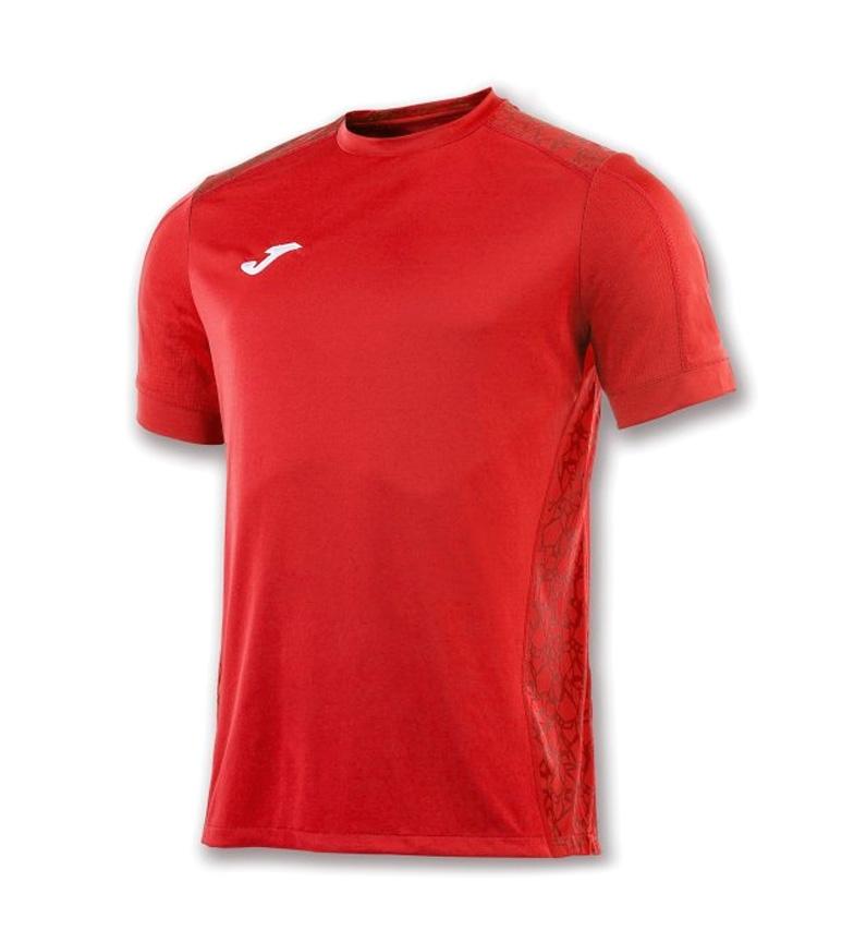 c Rojo M Camiseta Joma Dinamo Ii shrQdtC