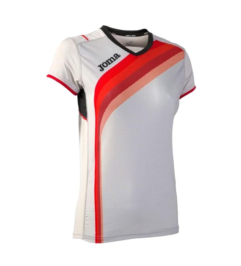 Camiseta Elite Gris M Joma V c 7yb6gvYf