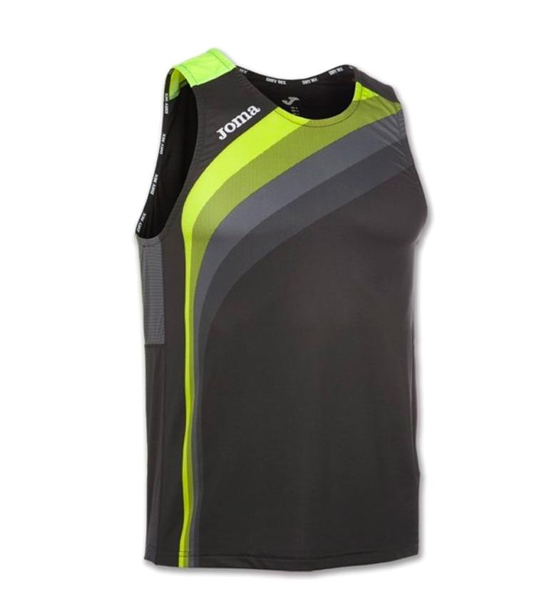 V Elite Camiseta m Negro S Joma rshdtQ