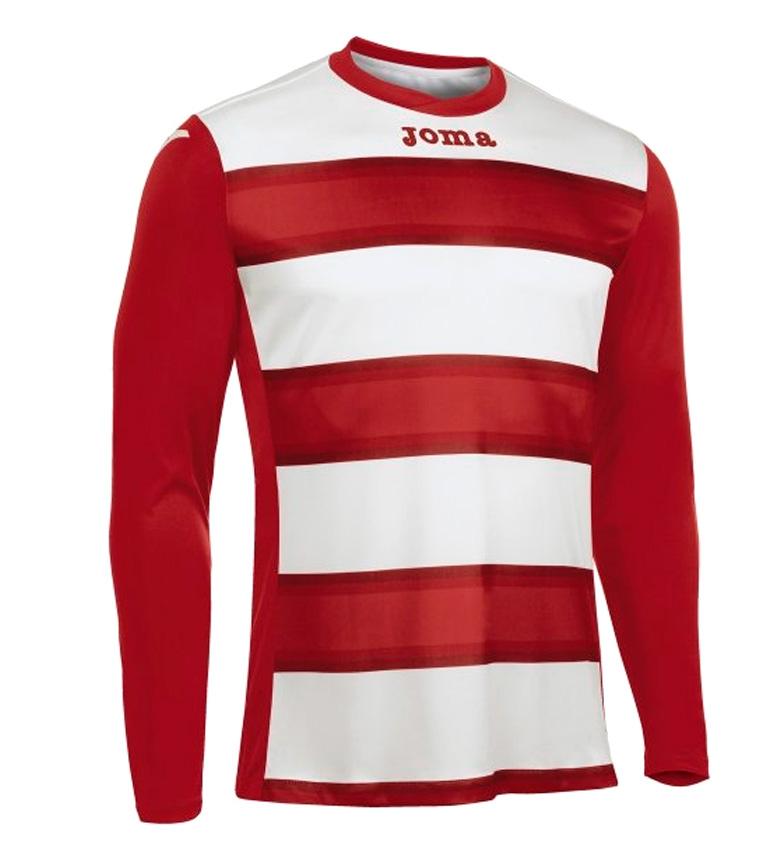 Joma Camiseta Europa III rojo, negro