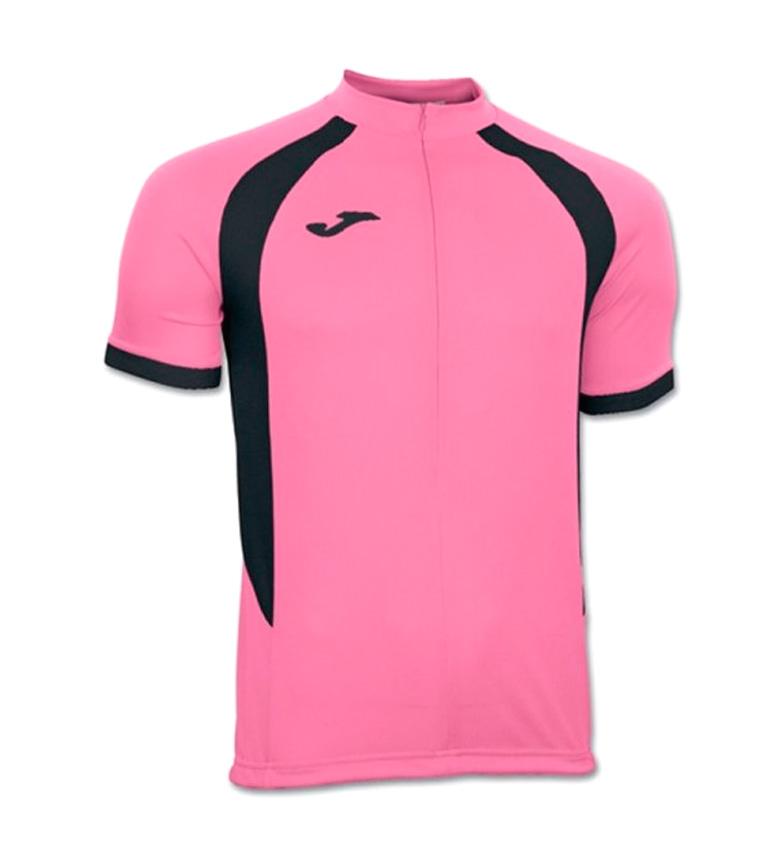 Comprar Joma  TEE SHIRT PINK-BLACK ROSE M / C