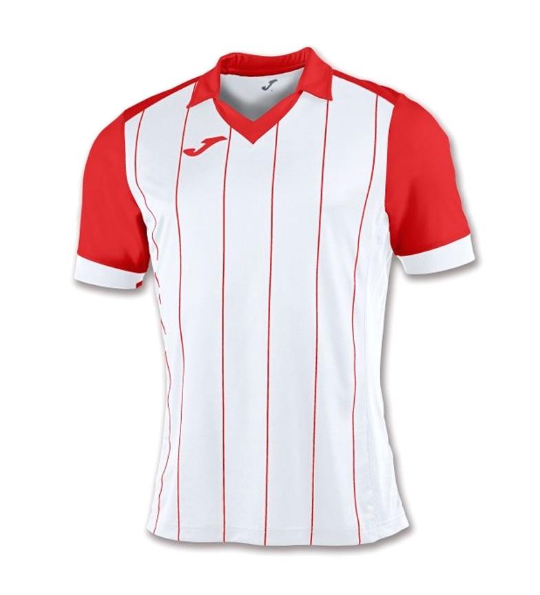 ny billig pris slippe frakt Joma Stå Shirt Hvit-rød M / C bestemt klaring nedtelling pakke for salg målgang w3iH0