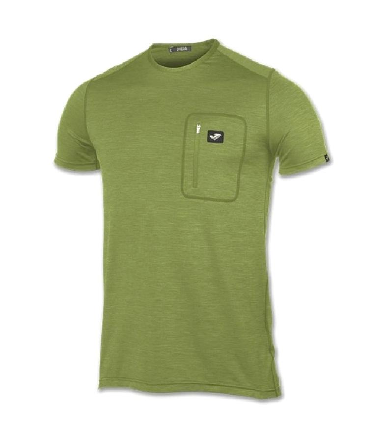 Joma Camiseta m/c Outdoor verde