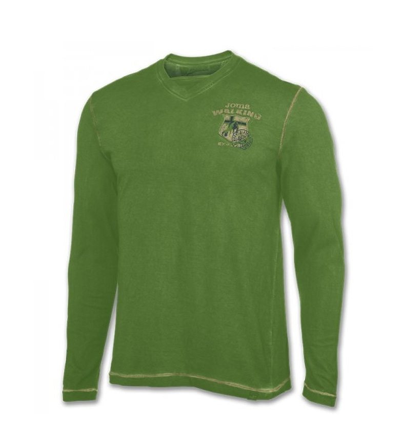Joma Camiseta M / L Trekking Amarillo Vasket amazon lvdPyegV0Z