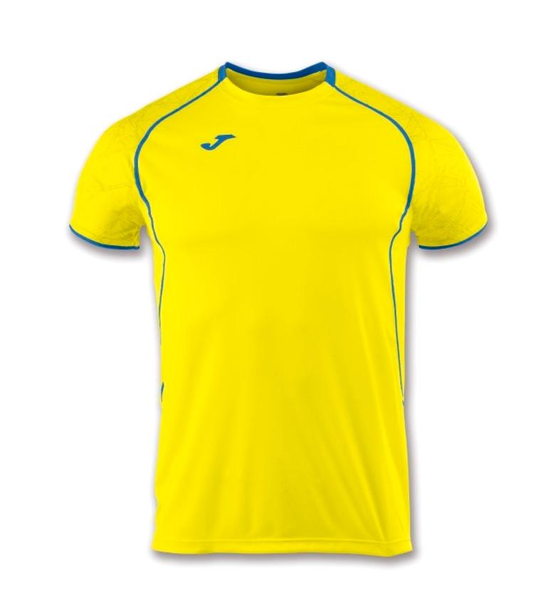 Joma Olympia Camiseta Negro M / C Slitesterk trygg betaling perfekt billig pris salg nettsteder kybuH2T