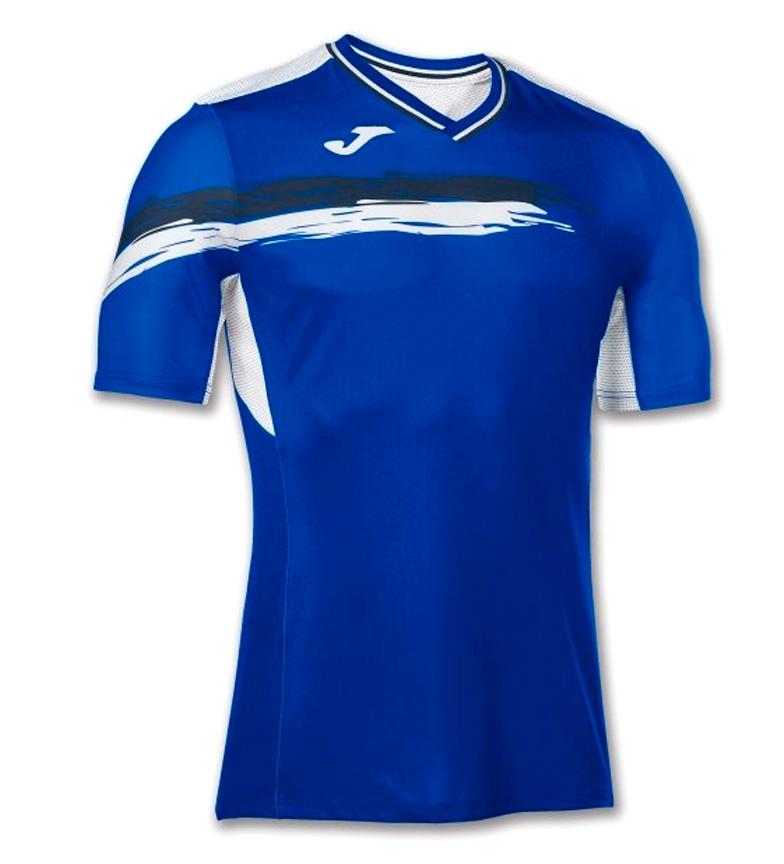 Joma Camiseta Camiseta Picasho Picasho AzulBlanco Joma Joma Picasho Camiseta AzulBlanco rCdhQts