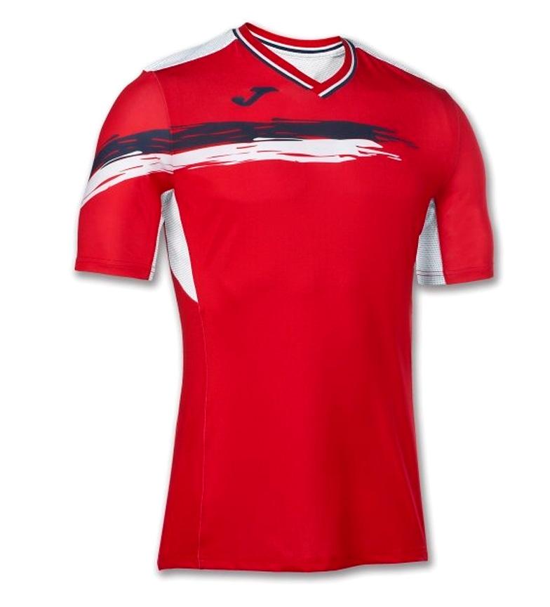 Joma Rød, Marineblå Skjorte Picasho