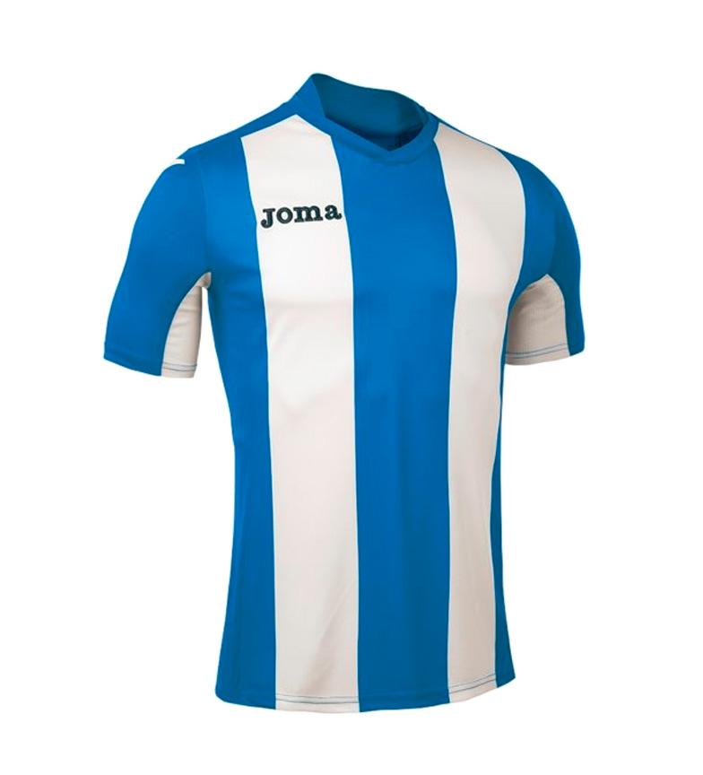 Comprar Joma  Camiseta Pisa M/C azul, blanco