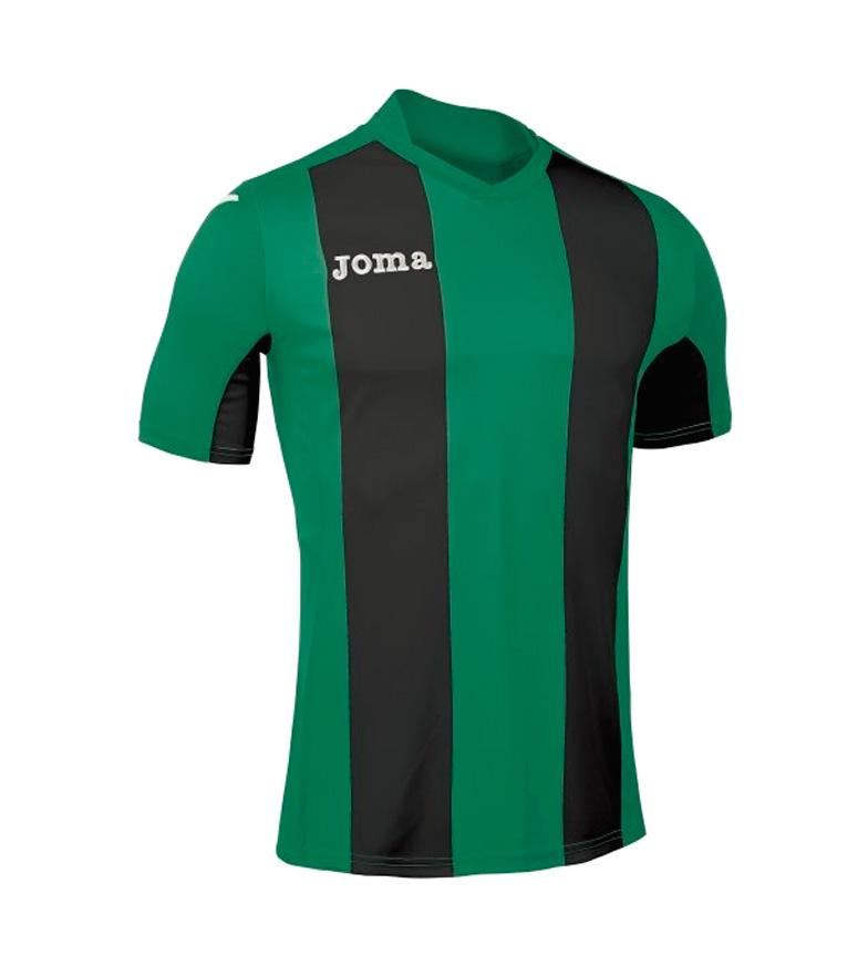 Comprar Joma  Camiseta Pisa M/C negro, verde