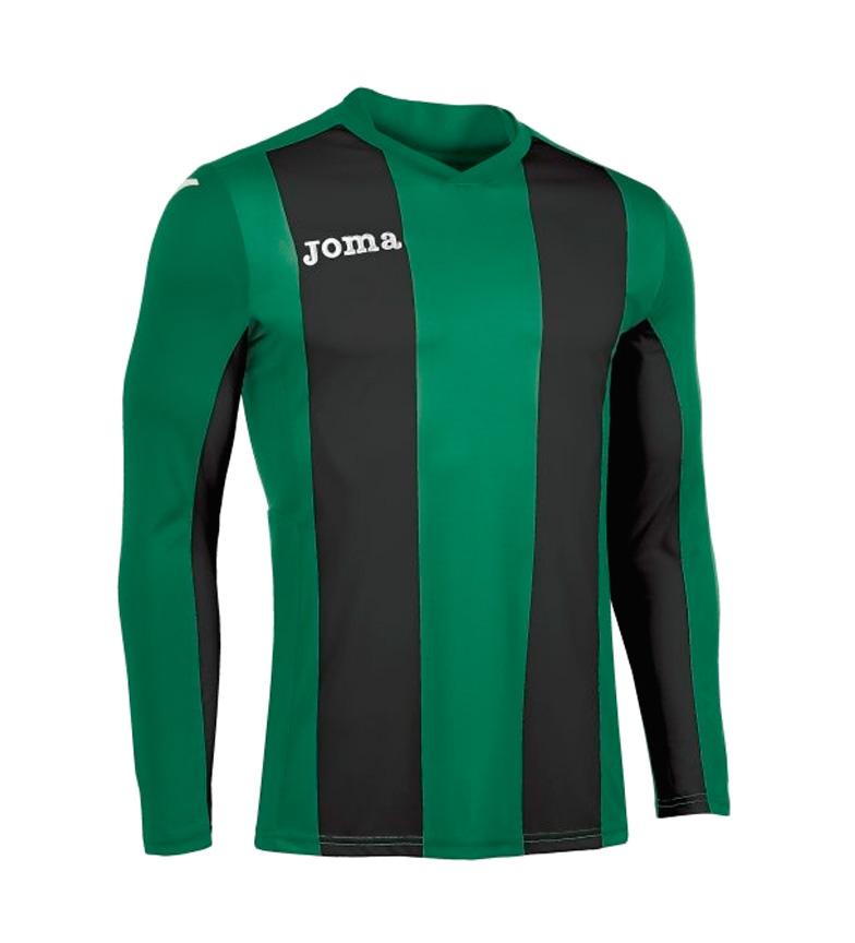 Pisa negro l Camiseta Joma Verde M n08wmNv