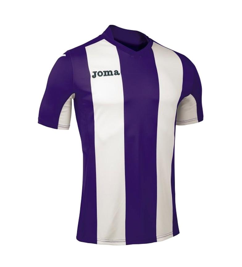 Comprar Joma  Camiseta Pisa M/C violeta, blanco