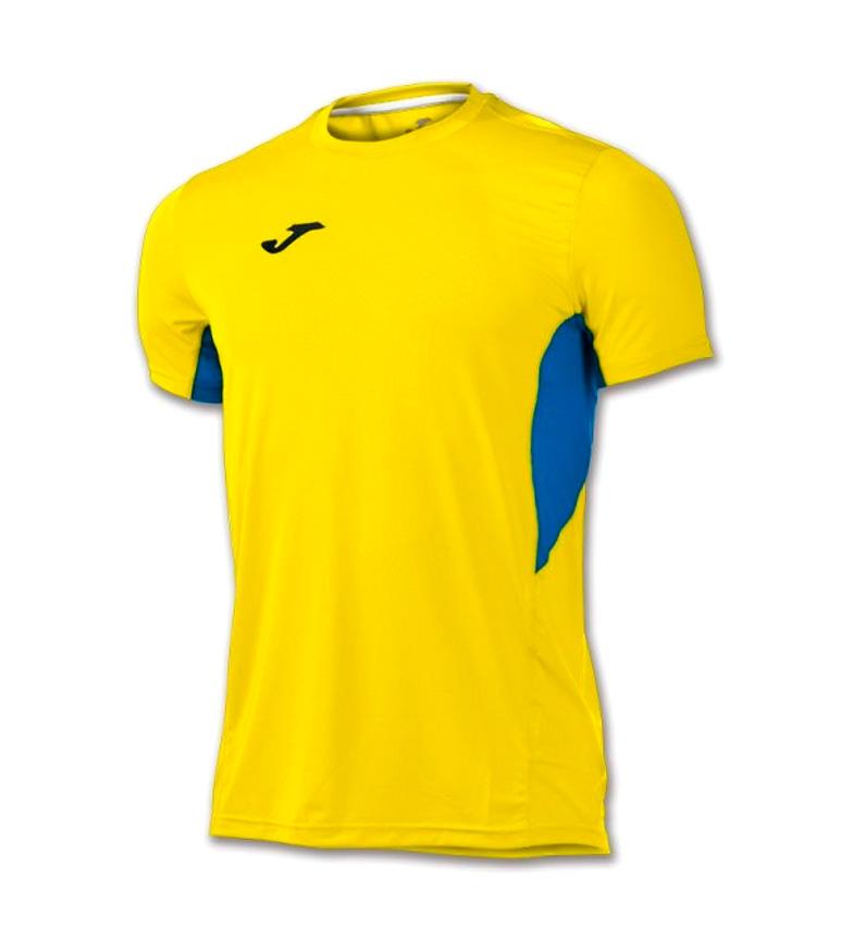 Comprar Joma  Camiseta Record M/C amarillo, azul