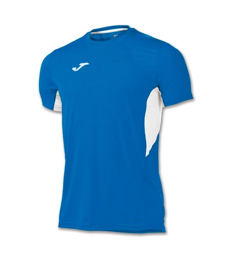 Azul blanco Record Joma c Camiseta M trshxdQC