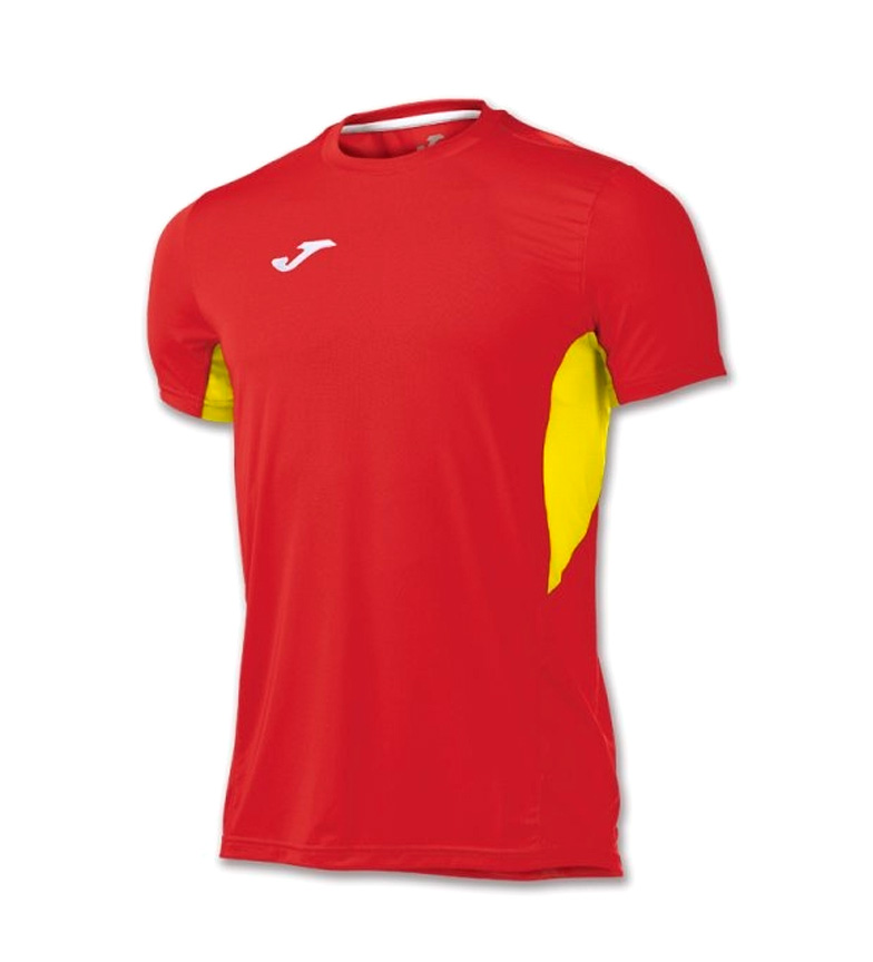 Record amarillo Rojo M Joma c Camiseta uXkZOPi