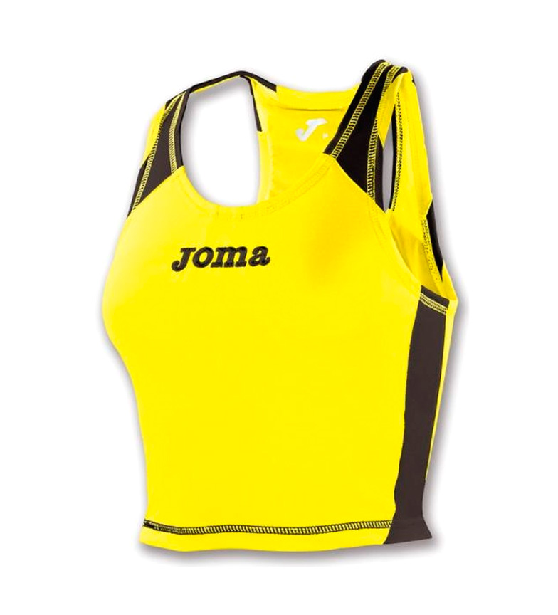 Comprar Joma  T-SHIRT RECORD WOMAN YELLOW