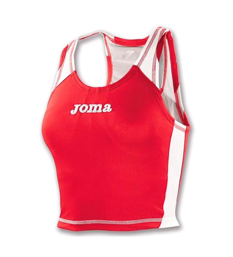 Comprar Joma  T-SHIRT RECORD WOMAN RED