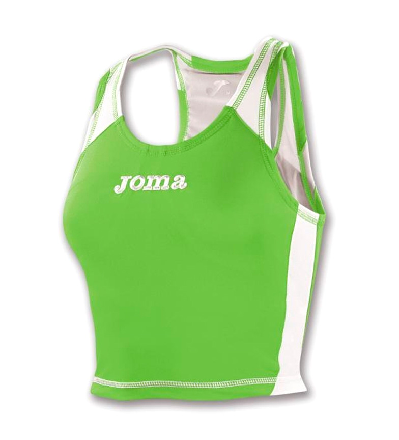 Joma CAMISETA TIRANTES RECORD WOMAN BLANCO