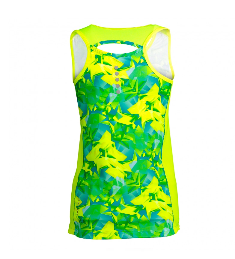 Joma CAMISETA TROPICAL AMARILLO S/M