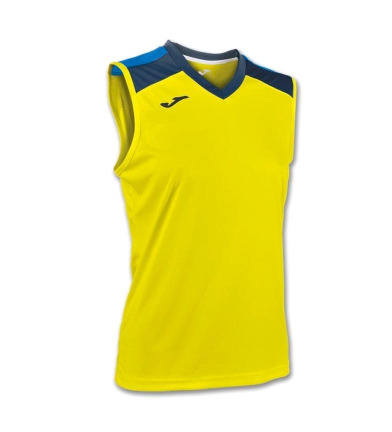 Aloe Joma marino W Amarillo m Volley Camiseta S 354RqAjcLS