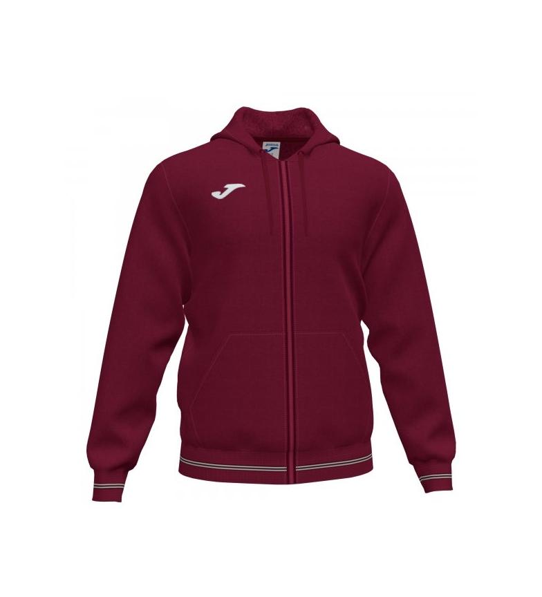Comprar Joma  Burgundy Campus III Hooded Jacket