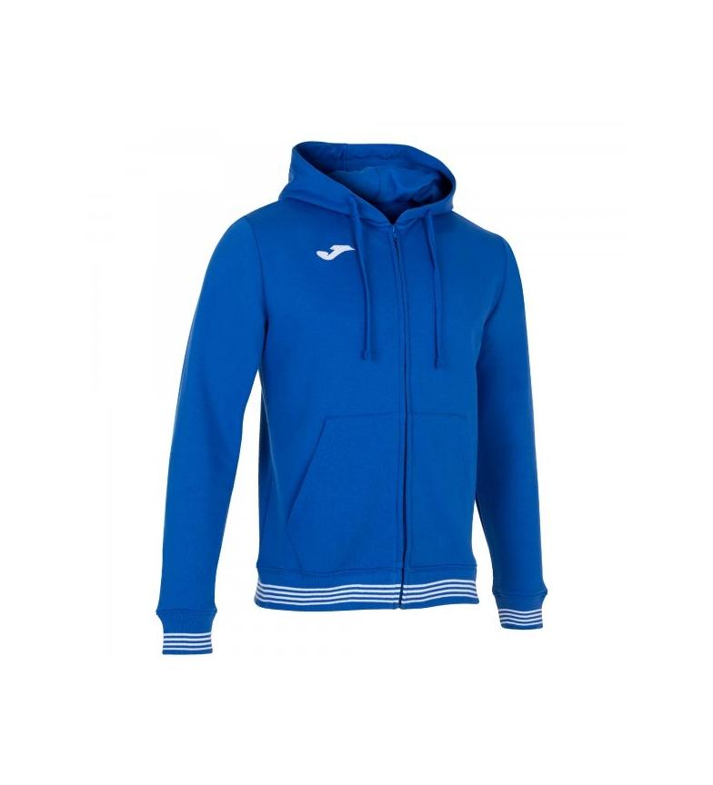 Comprar Joma  Chaqueta Capucha Campus III azul