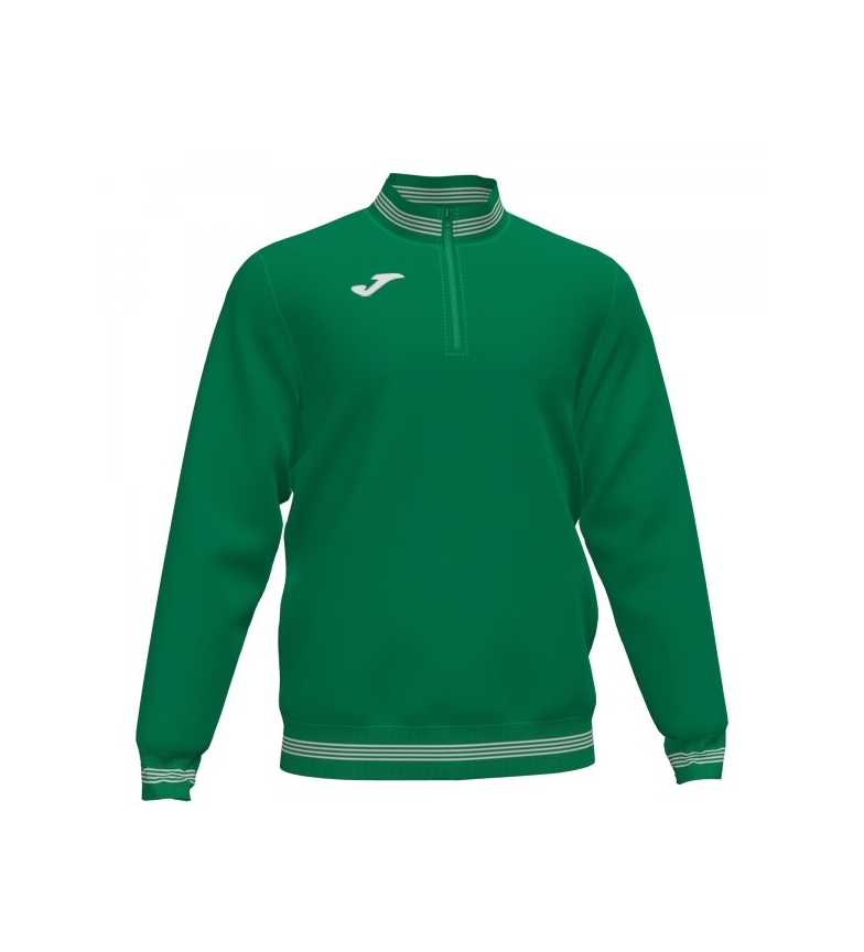 Comprar Joma  Camisa de suor 1/2 zip Campus III verde