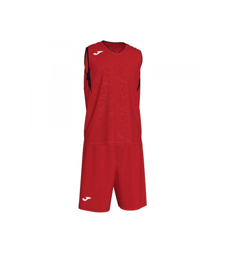 Comprar Joma  Set Basket Campus rojo, negro