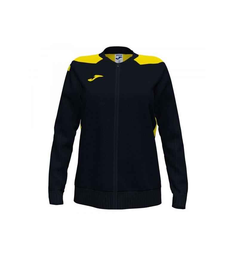 Comprar Joma  Chaqueta Championship VI Full Zip negro, amarillo