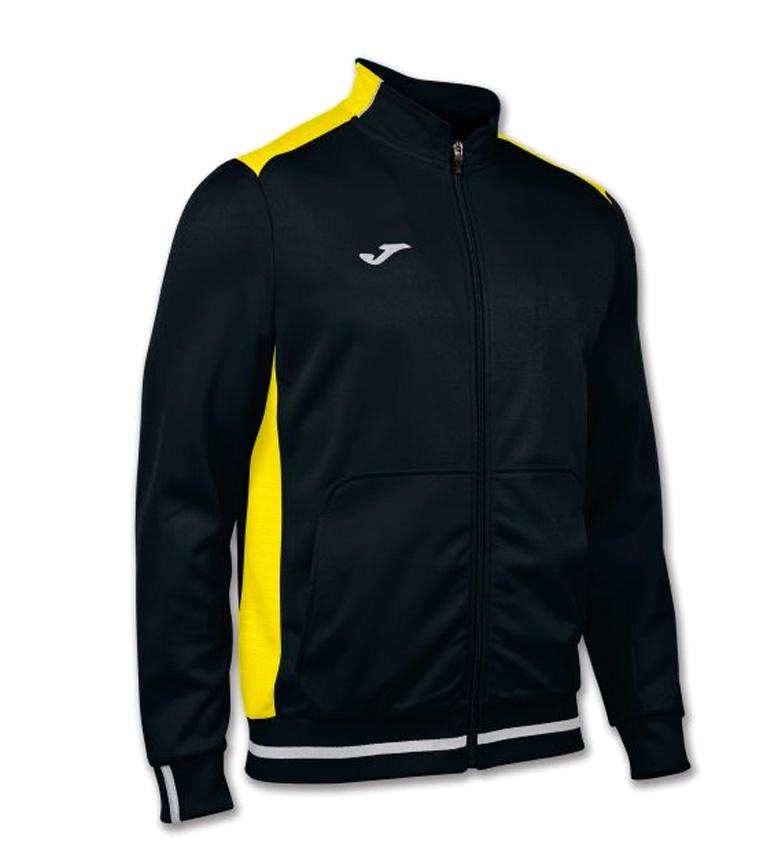 Comprar Joma  Chaqueta Campus II negro, amarillo