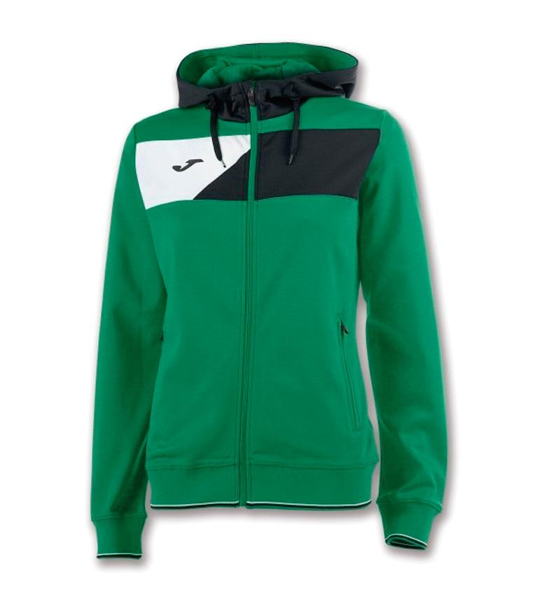 Comprar Joma  CREW ENCAPUÇADO jaqueta verde MULHER II