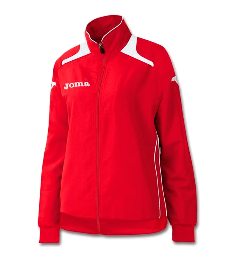 Comprar Joma  Champion II Poly Jacket red, white
