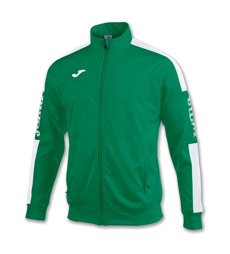 Comprar Joma  CHAMPION GIACCA IV Verde-Bianco